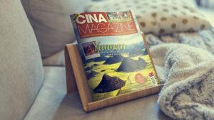 Cina Magazine Sprea editori art direction ediotira slide 1