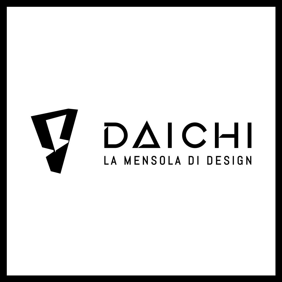 Daichi mensola design logo