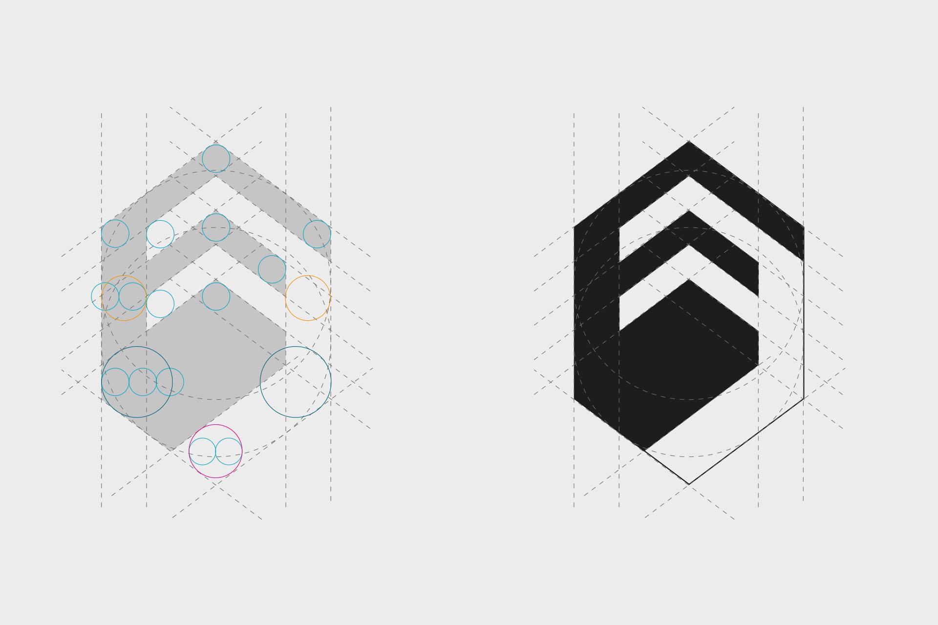Emilio frigato immobiliare slide 1 logo design