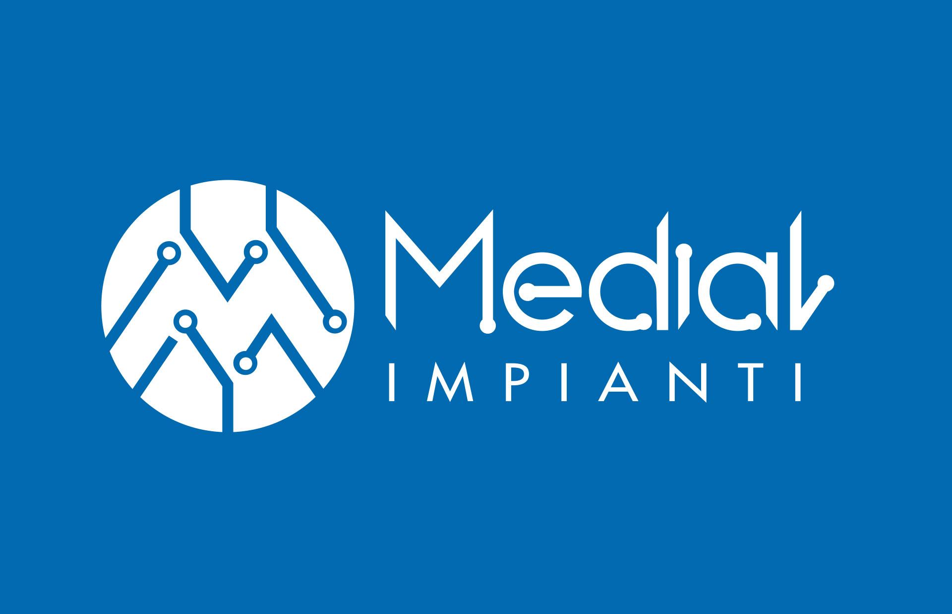 Medial Impianti Logo