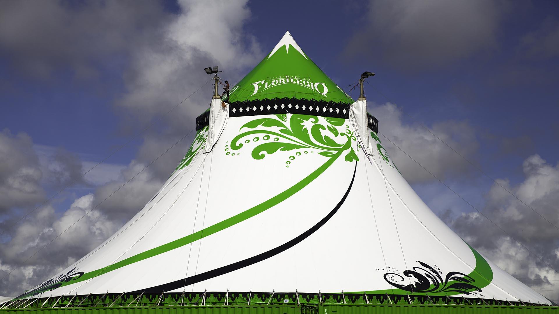 slide tenda florilegio solo cupola 6045