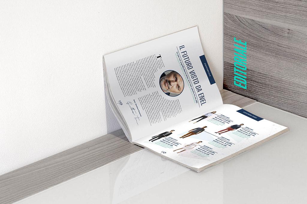 editoria enel editoriale e-magazine davco