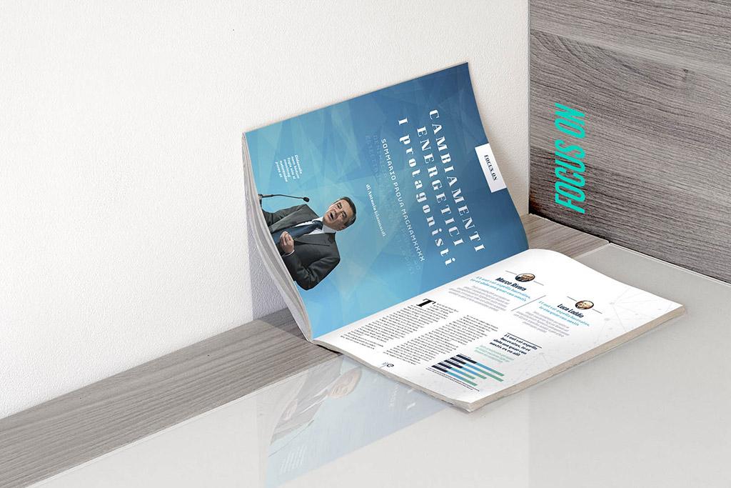 editoria enel focus e-magazine davco