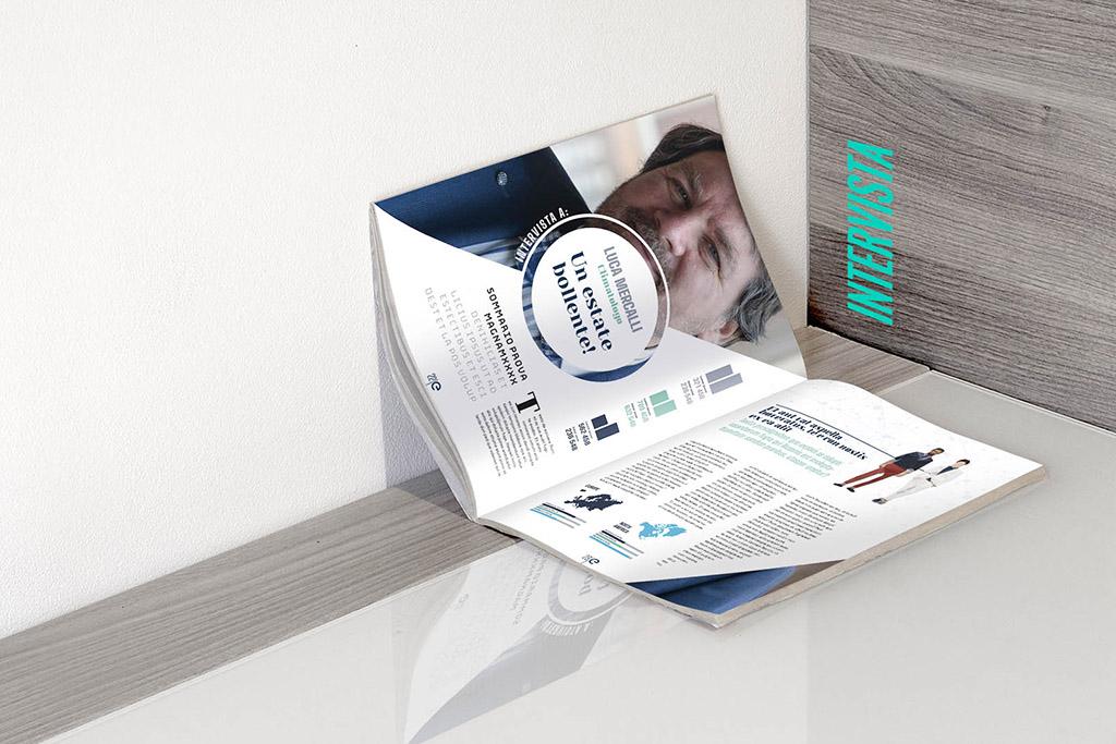 editoria enel intervista e-magazine davco